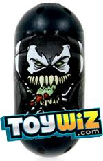 Mighty Beanz Marvel Rare Single Bean #51 Venom