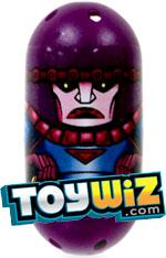 Mighty Beanz Marvel Rare Single Bean #53 Sentinel Robot