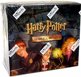Harry Potter Card Game Adventure at Hogwarts Booster Box [36 Packs]