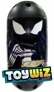 Mighty Beanz Marvel Ultra Rare Single Bean #55 Spider-Man [Black Costume]