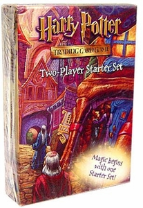 Harry Potter Card Game 2-Player Starter Deck Base Set