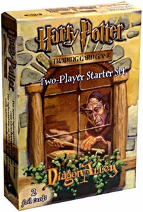 Harry Potter Card Game 2-Player Starter Deck Diagon Alley