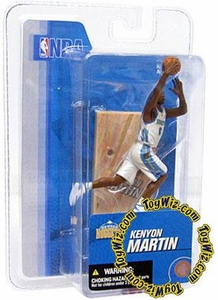 McFarlane Toys NBA 3 Inch Sports Picks Series 3 Mini Figure Kenyon Martin (Denver Nuggets)
