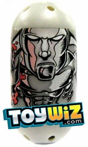 Mighty Beanz Marvel Common Single Bean #7 Silver Surfer