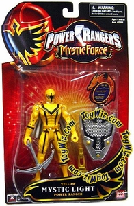 Power Rangers Mystic Force Mystic Light Action Figure Yellow Power Ranger