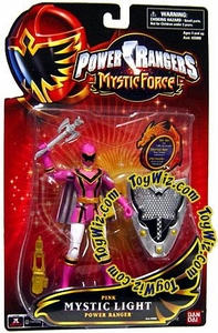Power Rangers Mystic Force Mystic Light Action Figure Pink Power Ranger