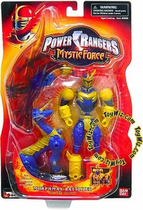 Power Rangers Mystic Force Deluxe Action Figure Solaris Knight Morphmax Battlized Ranger