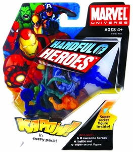Marvel Universe Handful of Heroes Collectible Figure Pack