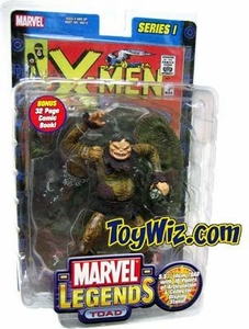 Marvel Legends Series 1 Action Figure Toad
