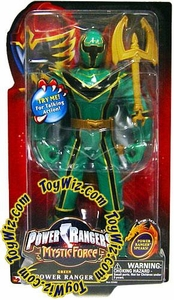 Power Rangers Mystic Force Action Figure 12 Inch Mega Talking Green Ranger