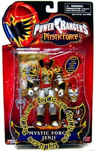 Power Rangers Mystic Force Action Figure Jenji