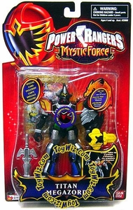 Power Rangers Mystic Force Action Figure Titan Megazord