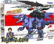 Zoids Japanese Tomy Model Kits FUZORS