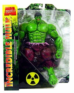 Marvel Select Action Figure Incredible Hulk [GREEN]