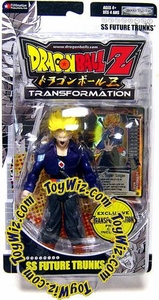 Dragonball Z Exclusive Transformation Action Figure SS Future Trunks