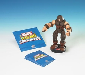 Marvel Legends Showdown Booster Pack with Super Poseable Action Figure Juggernaut