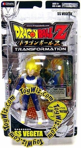 Dragonball Z Transformation Action Figure SS Vegeta