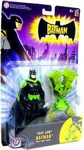The Batman Animated Action Figure Trap Jaw Batman