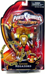 Power Rangers Mystic Force Action Figure Manticore Megazord