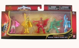 Power Rangers Mystic Force 3 Inch PVC Stakz Set