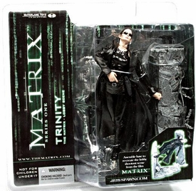 McFarlane Toys Series 1 Matrix Action Figure Trinity