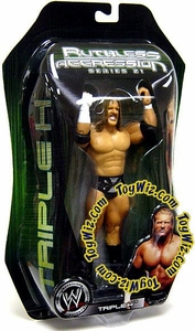 WWE Wrestling Ruthless Aggression Series 21 Action Figure Triple H