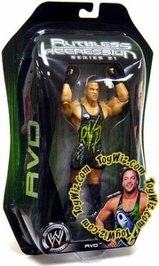 WWE Wrestling Ruthless Aggression Series 21 Action Figure RVD Rob Van Dam