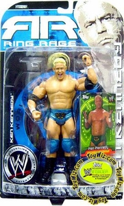 WWE Wrestling Ring Rage Ruthless Aggression Series 20.5 Action Figure Mr. Ken Kennedy
