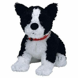 Ty September 2006 Beanie Baby of the Month Barklowe the Dog