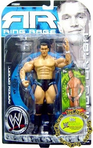 WWE Wrestling Ring Rage Ruthless Aggression Series 20.5 Action Figure Randy Orton