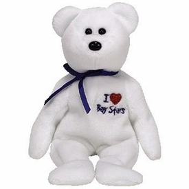 Ty Beanie Baby Japan Exclusive Baystars the Bear