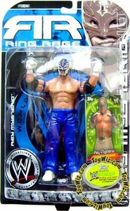 WWE Wrestling Ring Rage Ruthless Aggression Series 20.5 Action Figure Rey Mysterio