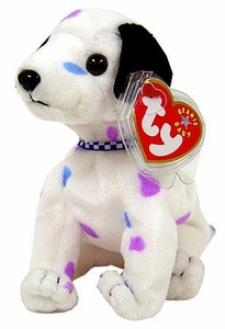 Ty Beanie Baby Exclusive Dizzy the Dalmation