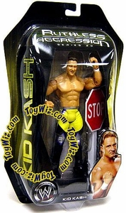 WWE Wrestling Ruthless Aggression Series 20 Action Figure Kid Kash