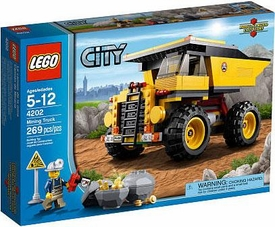 LEGO City Set #4202 Mining Truck