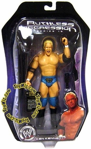 WWE Wrestling Ruthless Aggression Series 19 Action Figure Mr. Ken Kennedy