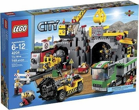 LEGO City Set #4204 The Mine