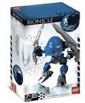 LEGO Bionicle Matoran Set #8726 Dalu [Blue]