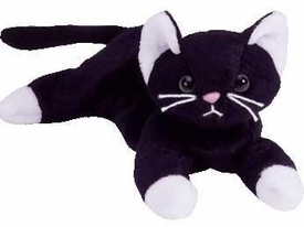 Ty Beanie Baby Zip the Cat