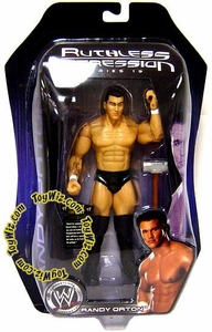 WWE Wrestling Ruthless Aggression Series 19 Action Figure Randy Orton
