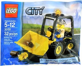 LEGO City Set #30151 Mining Dozer [Bagged]