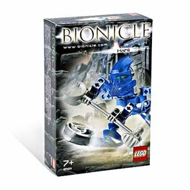 LEGO Bionicle Matoran Set #8583 Hahli [Blue]
