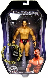WWE Wrestling Ruthless Aggression Series 19 Action Figure Rob Conway