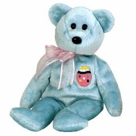 Ty Beanie Baby Eggs II the Bear