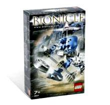 LEGO Bionicle Matoran Set #8582 Matoro [Light Blue]