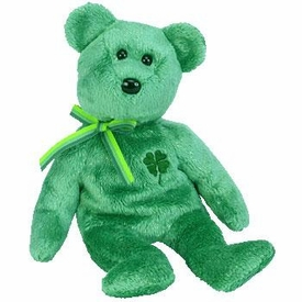 Ty Beanie Baby Dublin the Irish Bear