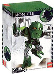 LEGO Bionicle Matoran Set #8723 Piruk [Green]
