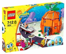 LEGO Spongebob Squarepants Set #3834 Good Neighbors at Bikini Bottom