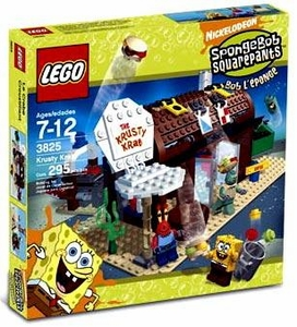 LEGO Spongebob Squarepants Set #3825 Krusty Krab