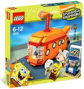 LEGO Spongebob Squarepants Set #3830 Bikini Bottom Express